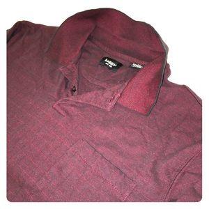 BOGO 😱 Haggar Polo Shirt Men's
